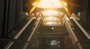 Terminal de Barajas